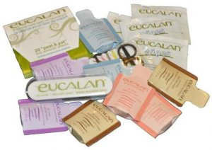 Eucalan - Natural Sample
