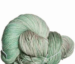 Madelinetosh Tosh Vintage Onesies Yarn - Water Lily