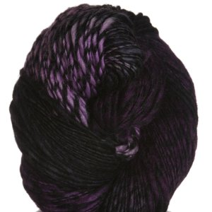 Lorna's Laces Black Sheep Yarn - Black Purl