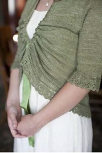 Helen's Lace Barton Cottage Shrug Kit - Women's Cardigans