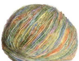 Trendsetter Dune Yarn - 054 - Gold/Olive/Cpr/Grape