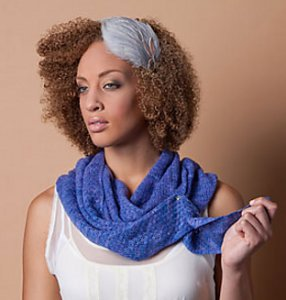 Malabrigo Lace Cufflink Shawl Kit - Scarf and Shawls