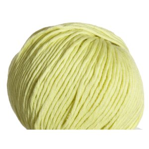 Debbie Bliss Eco Cotton Yarn - 619 Yellow (Discontinued)