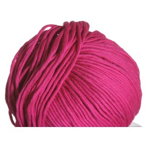 Debbie Bliss Eco Cotton Yarn - 624 Fuschia (Discontinued)