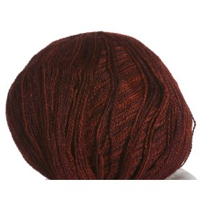 Classic Elite Silky Alpaca Lace Hand Paint Yarn - 2455 Deep Chili (Discontinued)