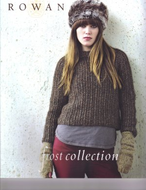 Rowan Pattern Books - Frost Collection