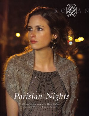 Rowan Pattern Books - Parisian Nights