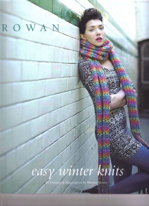 Rowan Pattern Books - Easy Winter Knits