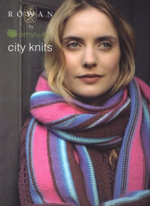 Rowan Pattern Books - Amy Butler: City Knits