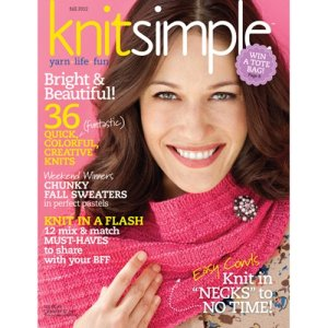 Knit Simple - 2012 Fall