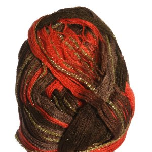 Euro Yarns Broadway Yarn - 15 Brown, Red, Orange