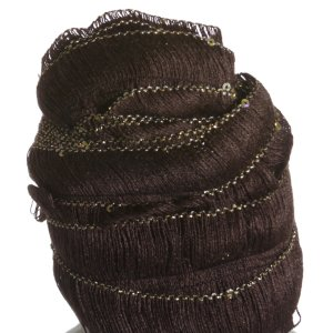 Euro Yarns Starstruck Yarn - 3 - Brown with Gold