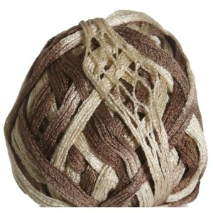 Knitting Fever Tricor Yarn - 12 - Brown, Beige