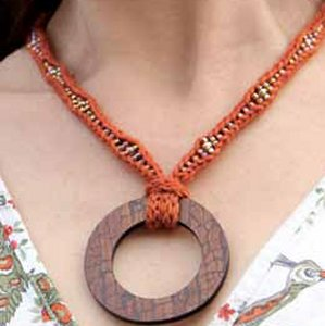 Nelkin Designs Mudra Necklace