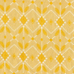 Anna Maria Horner Folksy Flannel Fabric - Diamond Mine - Sun