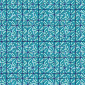 Valori Wells Karavan Flannel Fabric - Quartz - Peacock