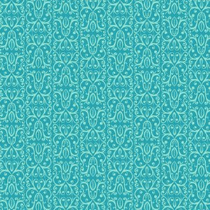 Valori Wells Karavan Flannel Fabric - Savannah - Peacock