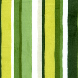 Valori Wells Urban Flannels Fabric - Stripe - Green