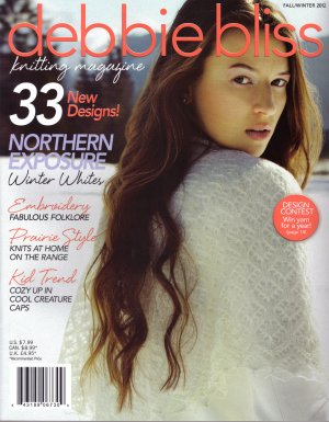 Debbie Bliss Knitting Magazine - '12 Fall/Winter
