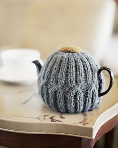 Rowan Felted Tweed XxX Anniversary Tea Cozy Kit - Home Accessories