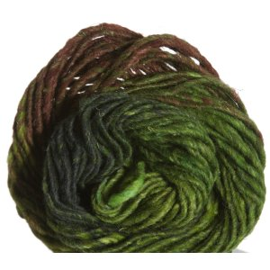 Noro Kama Yarn - 04 Lt. Green, Rust, Blue