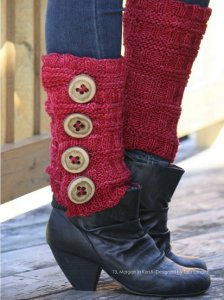 Koigu Kersti Morgan Legwarmers Kit - Women's Accessories