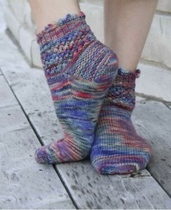 Koigu KPPPM Autumn Berries Socks Kit - Socks