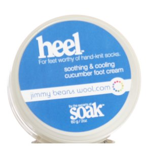 Soak Heel - Cucumber (Backordered)