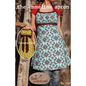 Sew Liberated Sewing Patterns - Emmeline Apron Pattern