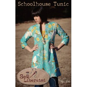 Sew Liberated Sewing Patterns - Schoolhouse Tunic Pattern