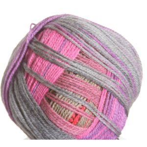 Classic Elite Liberty Wool Light Print Yarn - 6660 Berry Brambles