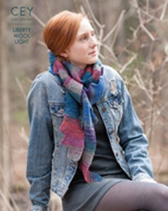 Classic Elite Pattern Books - 9184 Liberty Wool Light
