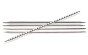 "Knitter's Pride Nova Double Pointed Needles - US 1 (2.25mm) - 6"" Needles"