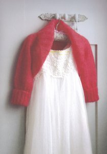 Debbie Bliss Angel Party Shrug Kit - Baby and Kids Cardigans
