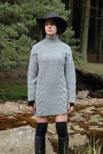 Rowan Cocoon Warrior Tunic Dress Kit - Dresses and Skirts