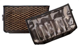 Knitter's Pride Fabric Interchangeable Needle Case - Black Magic (Discontinued)