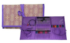 Knitter's Pride Fabric Assorted Needle Case