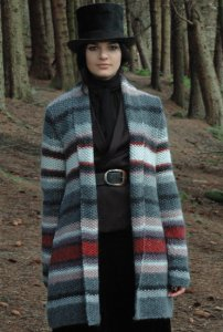 Rowan Cocoon Tribe Coat Kit - Women's Cardigans