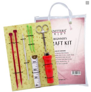 Knitter's Pride Beginner's Craft Kit Needles