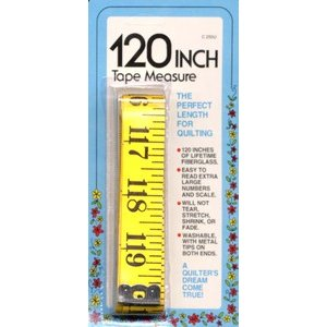 Collins Quilt Tape Measure