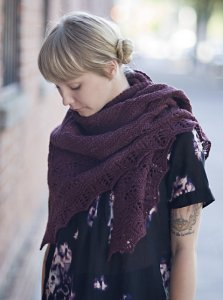 Brooklyn Tweed Terra Shawl Kit - Scarf and Shawls