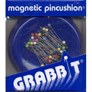 Blue Feather Products Grabbit Magnetic Pincushion