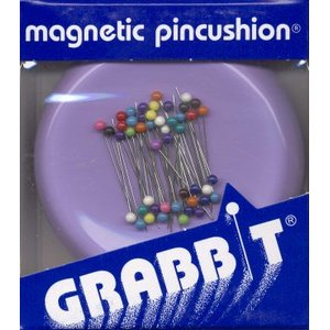 Blue Feather Products Grabbit Magnetic Pincushion - Lavender