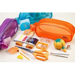 Tacony Mesh Bag Sewing Kit - Orange