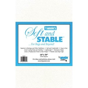Patterns By Annie Soft and Stable Stabilizer - White