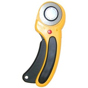 Olfa Rotary Cutter - Deluxe Ergonomic 45mm