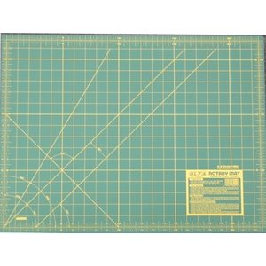 Olfa Cutting Mat with Grid