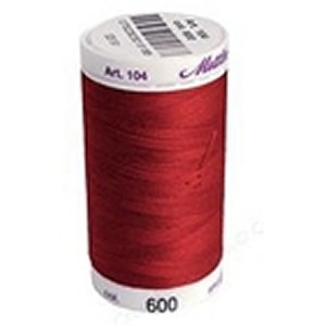 Mettler Cotton Thread (547yds) - 600 - Red