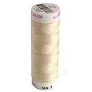 Mettler Cotton Thread (164yds) - 001 - Natural