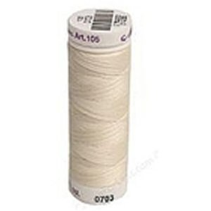 Mettler Cotton Thread (164yds) - 703 - Cream